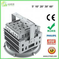 Buy cheap 300w 500w Led High Mast Lighting For Construction Crane Projection , Cree Xte Chip product