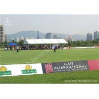 Buy cheap Grassland Football Match Regatta Sport Event Tents White PVC Textile and Aluminum Alloy from wholesalers