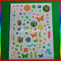 Buy cheap water transfer temporary tattoo,CMYK Temporary Tattoos For Kids / FDA EN71 passed from wholesalers