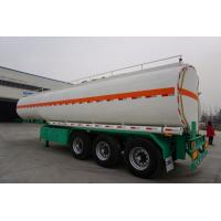 Buy cheap Hot sale carbon steel diesel oil tanker trailer 40000 litres fuel tanker trailer for sale from wholesalers