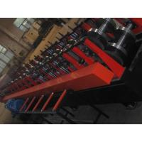 Buy cheap C Z Interchangeable Purlin Roll Forming Machine Automatic Change Size CZ Purlins Roll Forming Machine from wholesalers