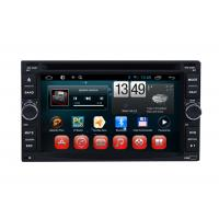 Buy cheap 1080P video Double Din Car DVD Players Android Navigation System with DVD / VCD / CD / MP3 / MPEG4 from wholesalers
