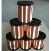 Buy cheap CCS wire(copper clad steel wire) from wholesalers
