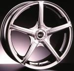 Buy cheap 15 inch black matt alloy wheel from wholesalers