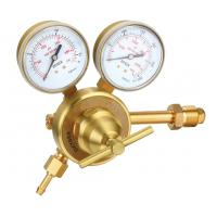 Buy cheap Heavy Duty CO2 Argon Gas Pressure Regulator With Meter For Welding And Cutting Industry from wholesalers