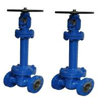 Buy cheap Bellow Seal Cast Steel Gate Valve Flanged Flexible Wedge Gate Valve DIN Standard from wholesalers