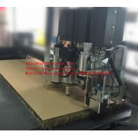 Buy cheap Styro EVA PS EPE Foam Board Sign Flatbed Digital Knife Cutting Machine from wholesalers
