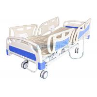Buy cheap YA-D5-7 Electric Multi-function Hospital ICU Bed With Central Locking Caster from wholesalers