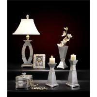 Buy cheap Supply europe style home decoration/candle holder/vase/fruit dish/jew box/table lamp from wholesalers