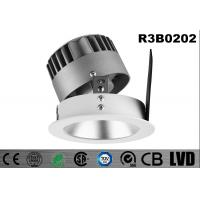 Buy cheap Cut Out 98mm Recessed LED Spot Downlights 10W Dimmable COB Led Downlights from wholesalers