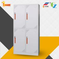Buy cheap Reliable supplier steel storage lockers and cabinets/cloth wardrobe from wholesalers