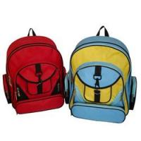 Buy cheap custom promotional items of school bag for high students in good design and cheap price from wholesalers