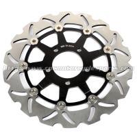 Buy cheap 290mm GSXF 750 Motorcycle Brake Disc Brakes GSX 600 F Aluminum Alloy Steel product