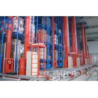 Buy cheap Heavy Duty ASRS Systems Fastener Corrosion Protection   Supermarket Storage from wholesalers