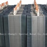 Buy cheap Titanium Anode for Water Treatment(Sea Water, Chlorine Evolution) from wholesalers