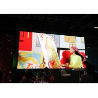 Buy cheap Luxury 2mm Led Video Screens With Aluminium Cabinet , Indoor Led Display Rental from wholesalers