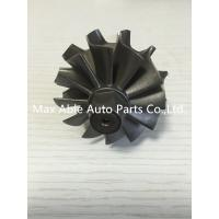 Buy cheap K04 44.5X50 journal bearing turbo turbine shaft 12 blades Open fin from wholesalers