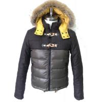Buy cheap Breathable Fur Lined Leather Jacket product