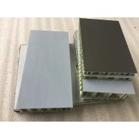Buy cheap Easy Installation Aluminum Honeycomb Panels Weather Resistance For Aerospace from wholesalers