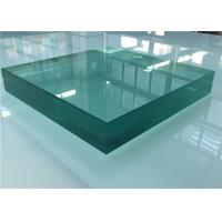 Buy cheap Sound Control Toughened Laminated Glass , Acoustic Laminated Glass For Shower Door from wholesalers