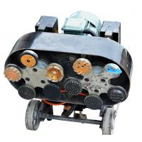 Buy cheap Multifunctional Chassis Concrete Floor Grinder With Magnetic Heads / Discs from wholesalers
