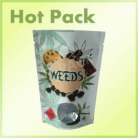 Buy cheap Eco Friendly Chocolate Stand Up Packaging Bags With Zipper Foil Lined Heat Sealed from Wholesalers