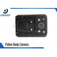 Buy cheap Infrared Surveillance Wearable Security Camera 3500mAh Battery With Long Time Recording from wholesalers