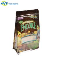 Buy cheap Cockatiel Food Stand Up Pouch , Zip Lock Pouch Resealable Food Packaging product