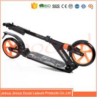 Buy cheap chinese producer factory aluminum adult teenager city big wheel kick scooter from wholesalers