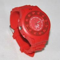 Buy cheap 2012 GPRS blue / green / red kids tracker wrist watch phone for remote monitor C5 from wholesalers