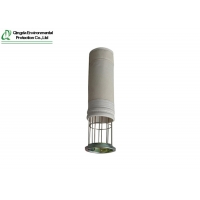 Buy cheap Abrasion Resistance 1 Micron Polyester Filter Bag For Cement from wholesalers