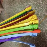 Buy cheap self-locking UL nylon Cable ties from wholesalers