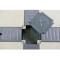 Buy cheap Custom Corrosion Proof Clean Room Raised Floor System High Pressure Plywood from wholesalers