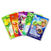 Buy cheap Aluminum Foil Ziplock Plastic Packaging Bags 0.05mm - 0.2mm With Full Colors from wholesalers