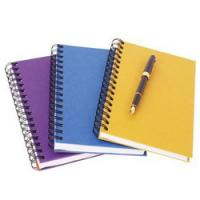 Buy cheap protective leather a5 book cover from wholesalers