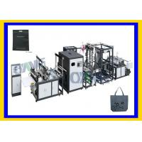 Buy cheap Full Automatic Nonwoven Bag Making Machine / Bag Manufacturing Machine from wholesalers