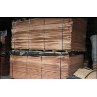 Buy cheap NATURAL ROTARY CUT OKOUME VENEER SHEET WITH AB GRADE FOR PLYWOOD from wholesalers