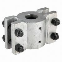 Buy cheap Clamp for Under Pressure Leak Seaing and Pipe Maintenance, with Below 32mPa Working Pressure from wholesalers