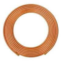 Buy cheap ISO9001 copper coated  low carbon steel double wall bundy tubes for refrigeration, compressor from wholesalers
