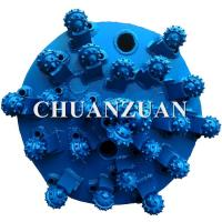 Buy cheap 1200MM Blue HDD Hole Opener / HDD Trenchless Bits for Drilling Well product