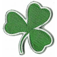 Buy cheap Fashion Design Embroidered Cloth Badges Leaf Flower For Clothing from wholesalers