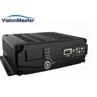 Buy cheap WIFi 12 Volt Mobile Digital Video Recorder 4 Channel Black Color Encrypt Video Format product