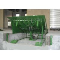 Buy cheap 6 ton hydraulic loading bay with -0.30 - +0.40 m Lifting height for dock leveler product