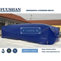 Buy cheap FUUSHAN Pillow Water Storage Tank, Collapsible Storage Tank For Sale, PVC Rain Water Storage from wholesalers