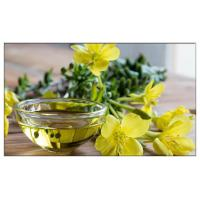 Buy cheap OEM evening primrose oil for menopause, pure and natural evening primrose oil for skin care from wholesalers