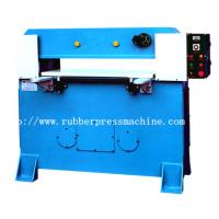 Buy cheap Automatic Foam / Rubber Die Cutting Machine 4 Colum Structure from wholesalers