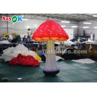 Buy cheap 2m 16-Color LED Light  mushroom inflatable lighting decoration for advertising from wholesalers