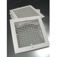 Buy cheap aluminum eggcrate return air grille for ventilation(EG-C series) from wholesalers