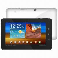 Buy cheap 7-inch Capacitive Screen Tablet PC with Built-in 3G Call Function/Allwinner A10, Cortex A8 1.2GHz from wholesalers