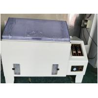 Buy cheap PLC Touch Screen Laboratory Salt Spray Test Chamber PID Programmable Controller from wholesalers